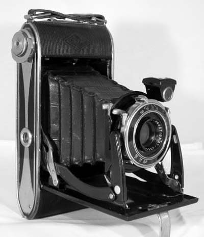 Agfa Billy Record 8.8
