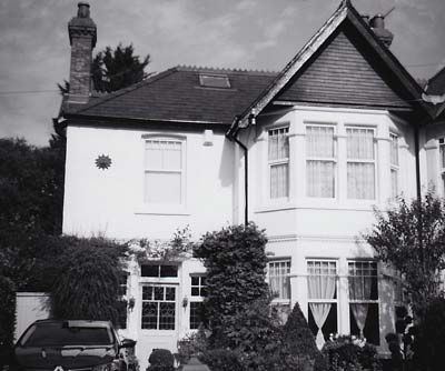 Edwardian House, Whitchurch, Cardiff, Wales