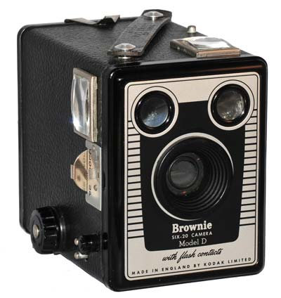 Kodak Brownie Six-20 D