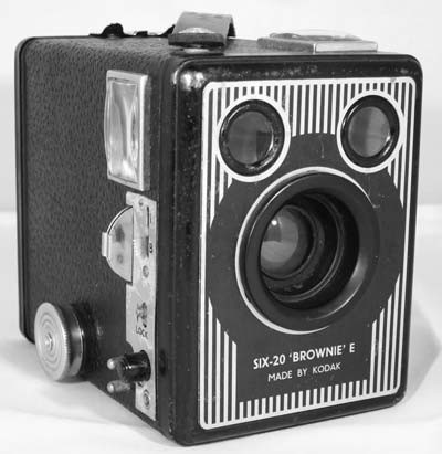 Kodak Six-20 'Brownie' E