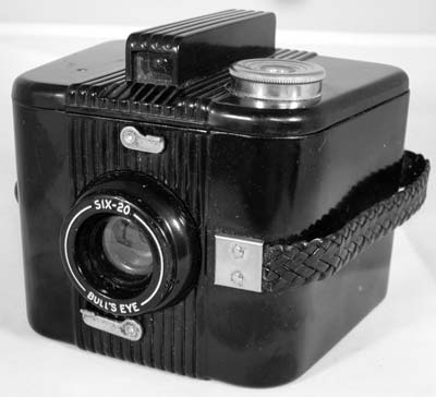 Kodak Six-20 Bull's Eye Brownie