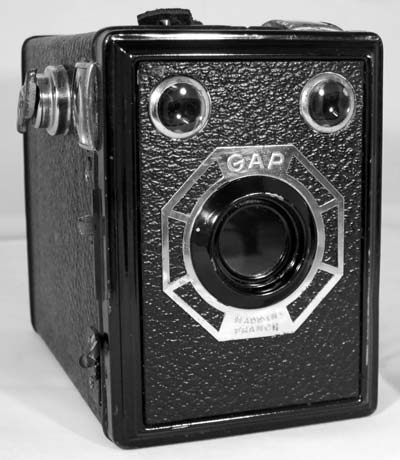Georges Paris Gap Camera