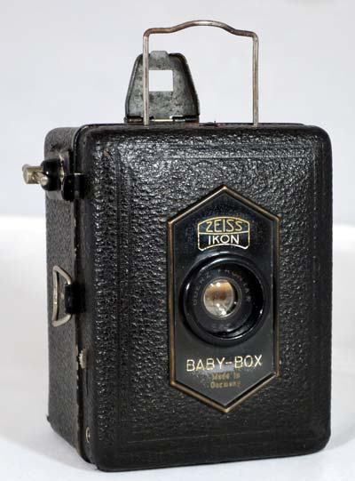 Zeiss Ikon Baby Box Camera