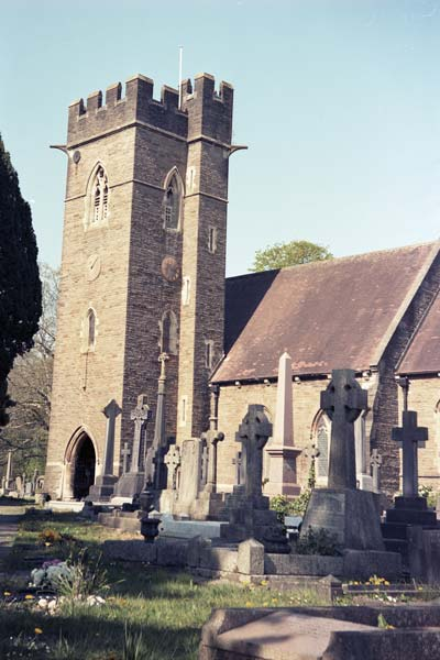 Whitchurch Church, Cardiff, Wales